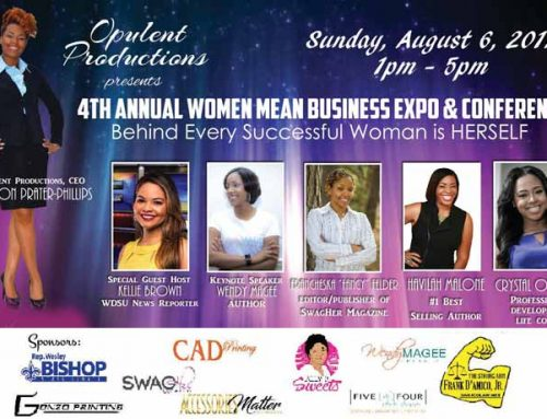 4th Annual Women Mean Business Expo & Conference