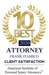 2020 Best Attorney Client Satisfaction