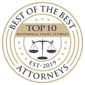 Best of the Best Personal Injury Attorney