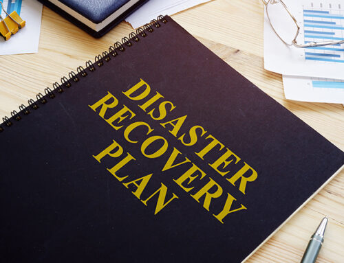 DISASTER RECOVERY INFORMATION