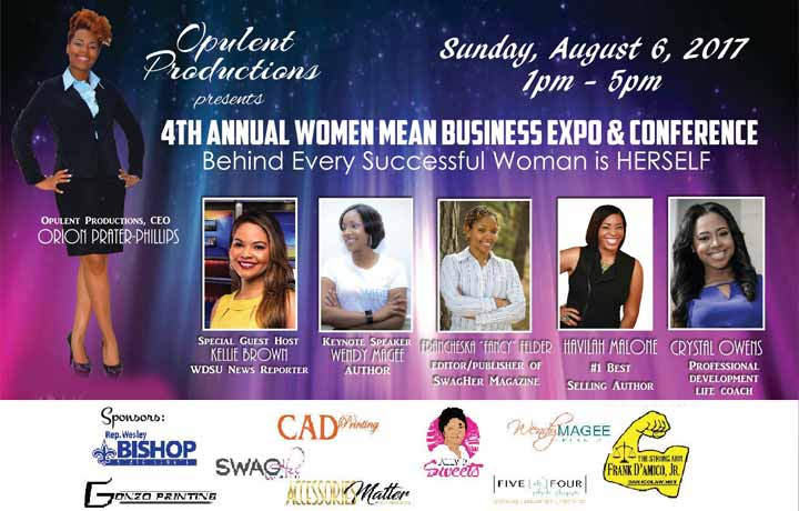 Women Mean Business Expo