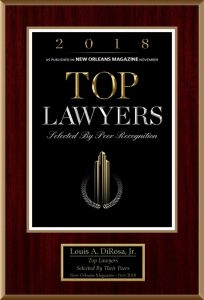 Top Lawyer Louis DiRosa